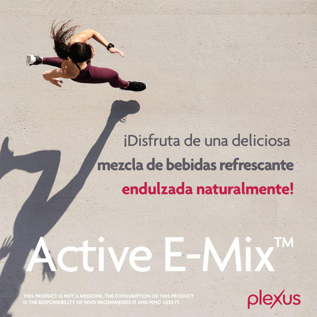 Plexus Active E-Mix in Mexico