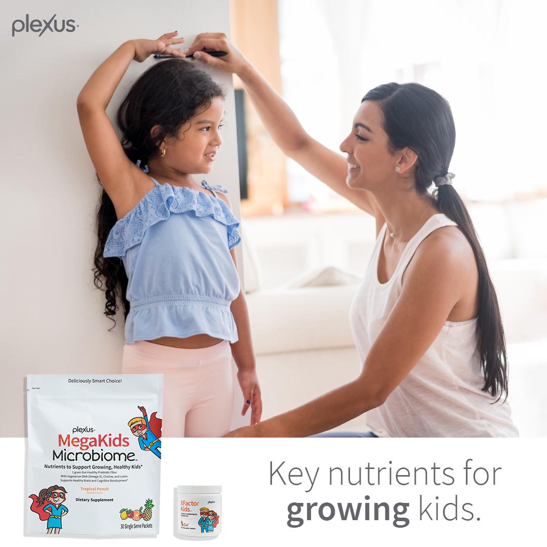 Plexus Mega Kids Microbiome Combos