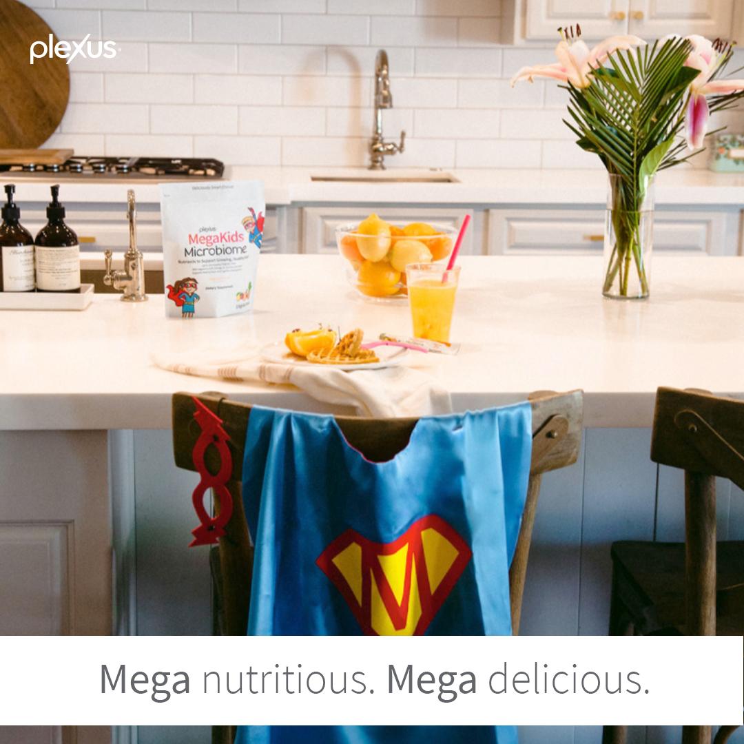 Mega Nutritious. Mega Delicious